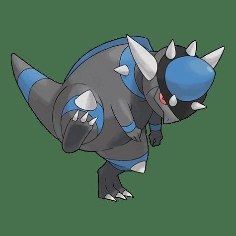 Pokemon 409 Rampardos