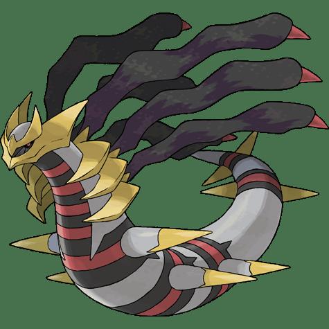 Pokemon 487 Giratina Origin