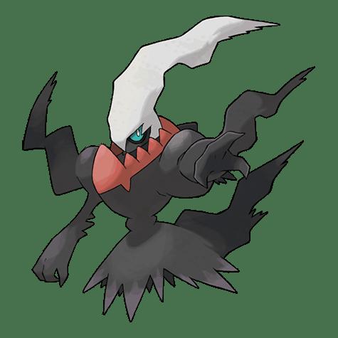 Pokémon 491 Darkrai