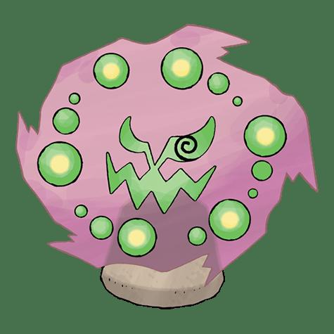Pokémon 442 Spiritomb