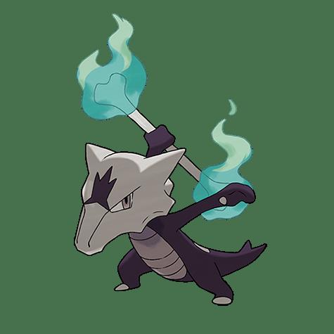 Pokémon 105 Marowak Alolan