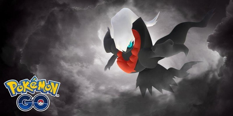 Pokemon Go Darkrai Banner