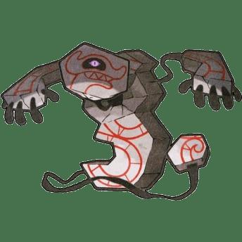 Pokemon 867 Runerigus