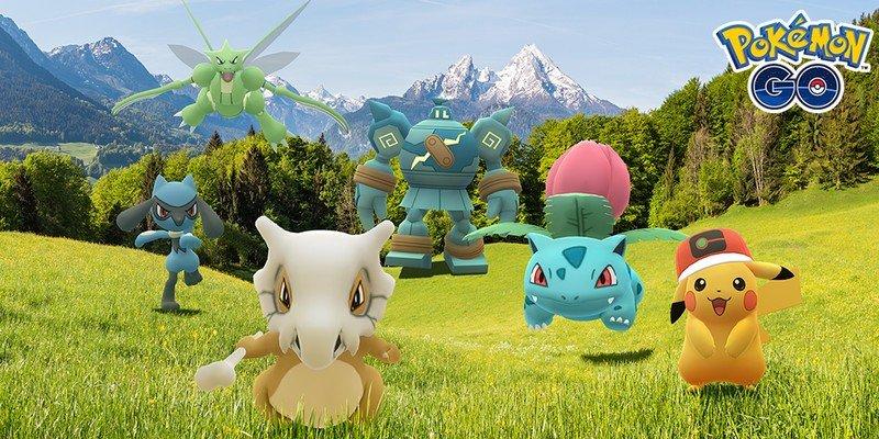 Pokémon Go is celebrating Pokémon Journeys with Animation Week Event