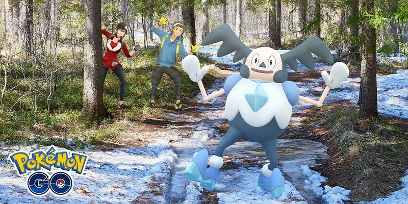 Niantic announces Galarian Mr. Mime paid Special Research event