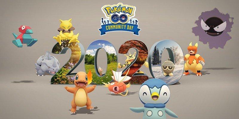 Niantic announces details for December 2020 Pokémon Go Community Day