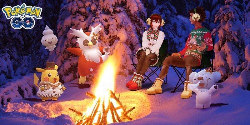 Pokémon Go: Holidays 2020 event guide