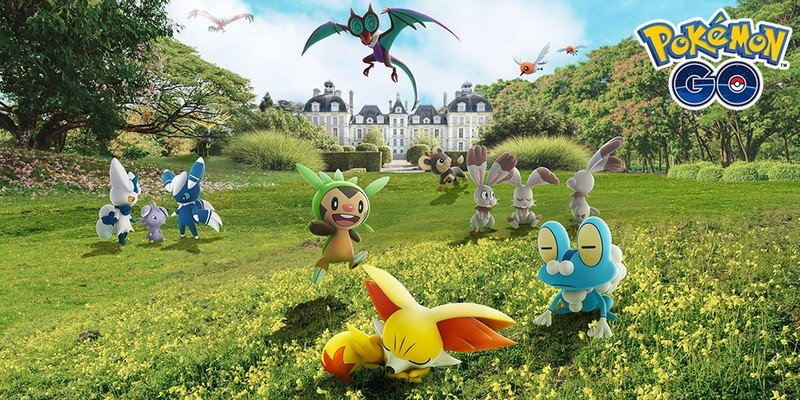 Pokémon Go: Kalos Celebration event guide