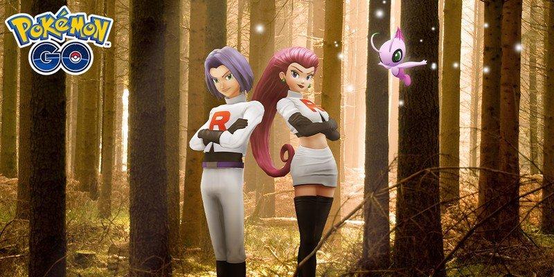 Pokémon Go celebrates Secrets of the Jungle movie with Team Rocket's return