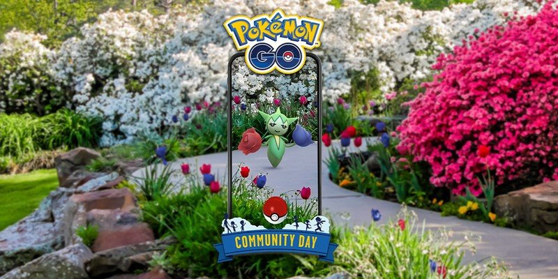 Pokémon Go will feature Roselia in February Community Day