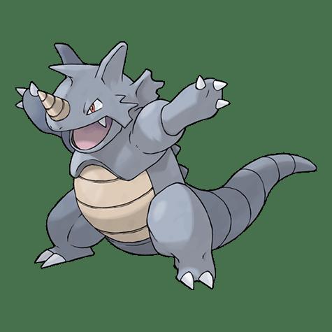 Pokémon 112 Rhydon
