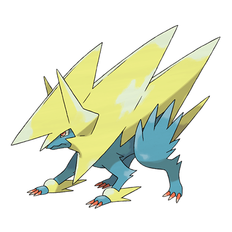 Pokemon 310 Mega Manectric