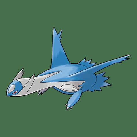 Pokémon 381 Latios
