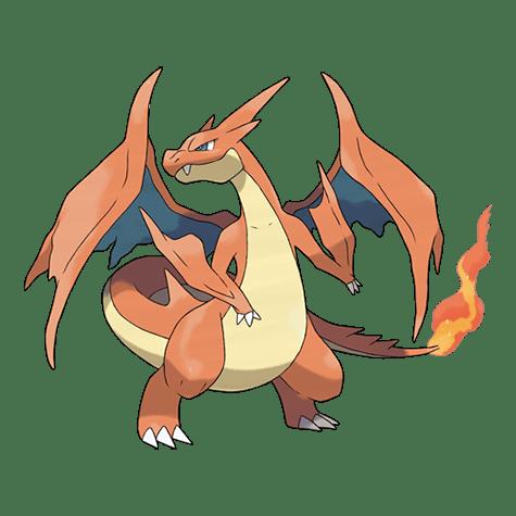 Pokemon 006 Mega Charizard Y