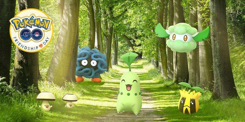 Pokémon Go: Friendship Day Event Guide
