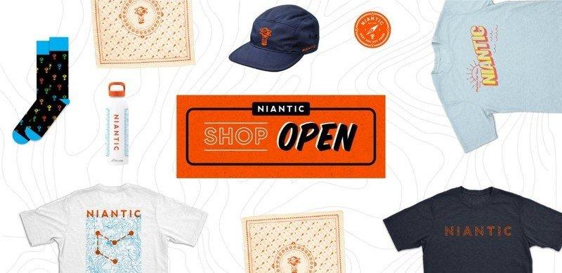 Niantic Shop
