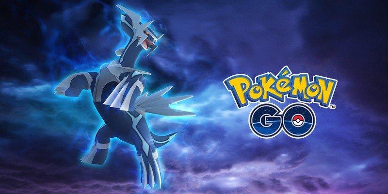 Pokémon Go: Dialga Raid Guide