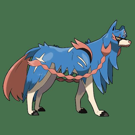 Pokemon 888 Zacian