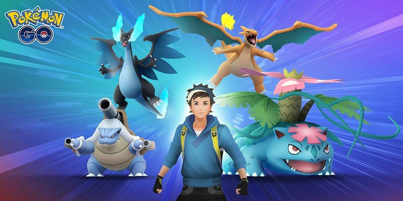 Pokemon Go Mega Evolution launched