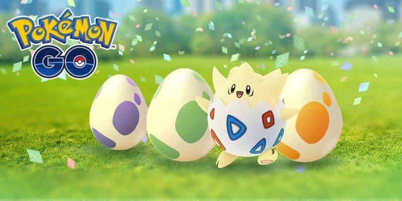 Pokemon Go Togepi Eggs