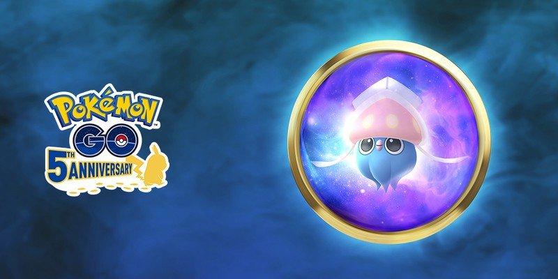 Pokemon Go Psychic Spectacular Inkay
