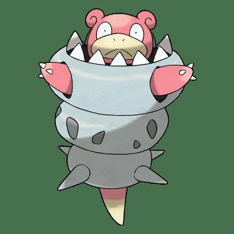 Pokemon 080 Slowbro Mega