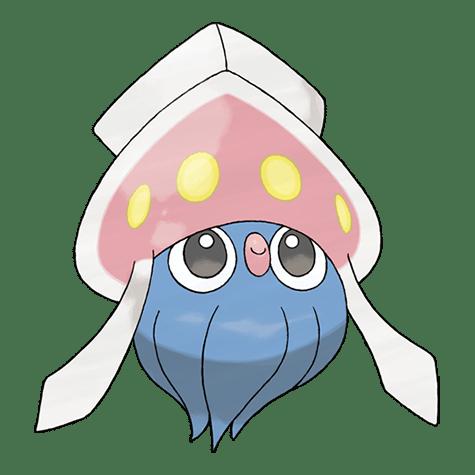 Pokémon 686 Ink