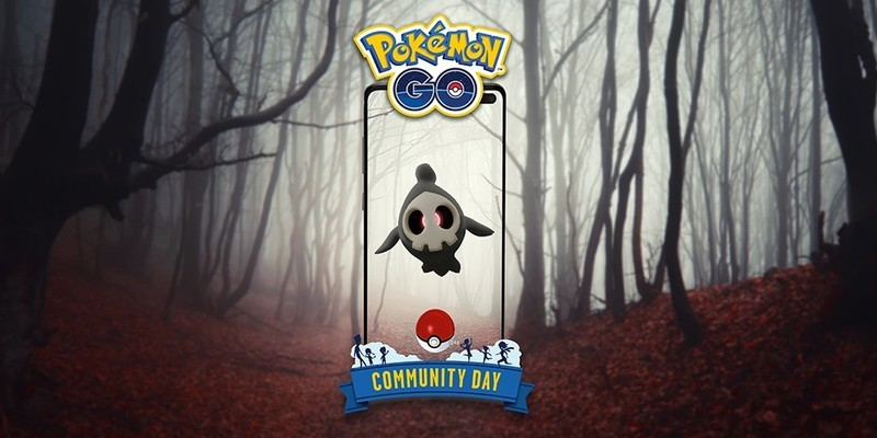 Pokémon Go to feature Duskull in October Community Day