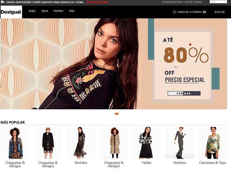 Desigualtienda.online Tienda Online Falsa Desigual