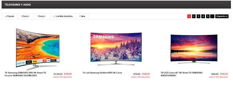 Esdoutlet.com. Tienda Falsa Online Estafa Outlet Conforama Tv