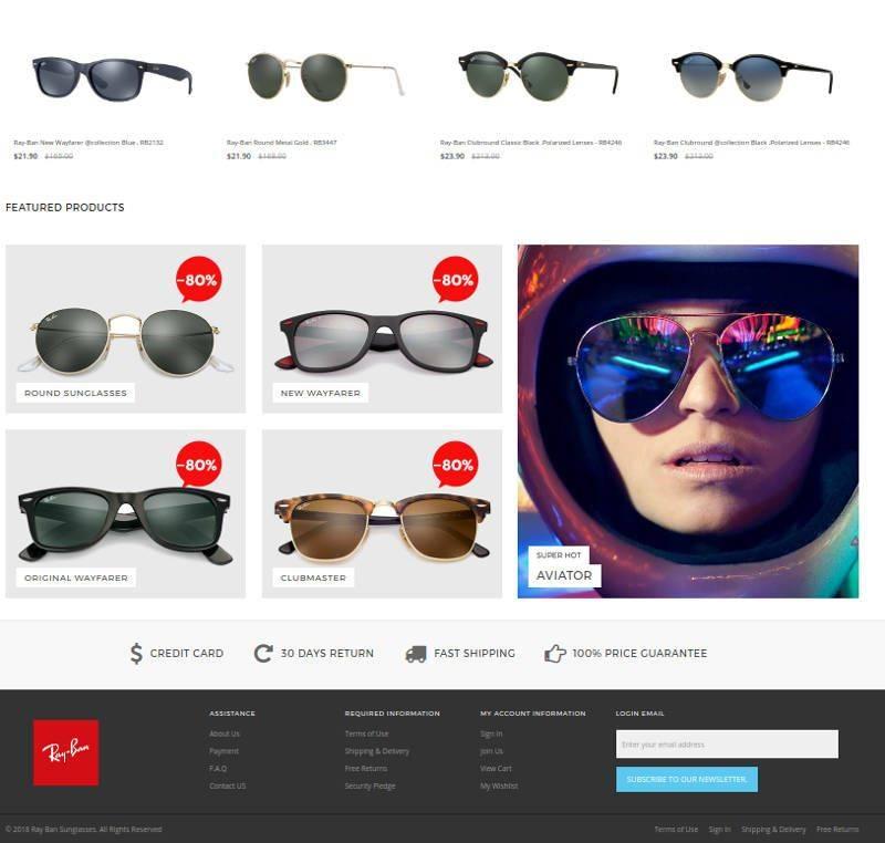forshady.com – Tienda online falsa
