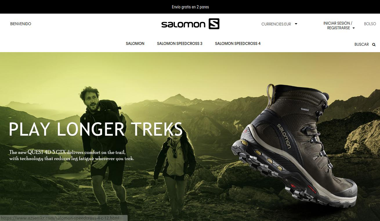 Azsemkr.com Other Fake Online Shop Salomon Home