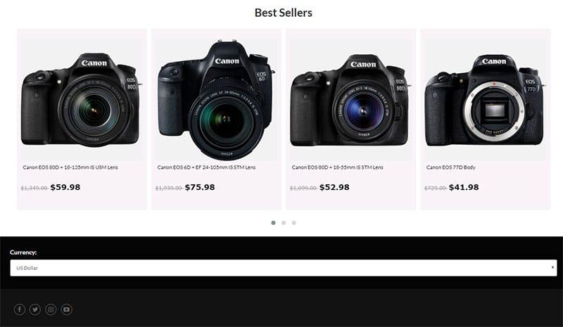 Cnerasdosastore.ga Fake Online Shop Canon