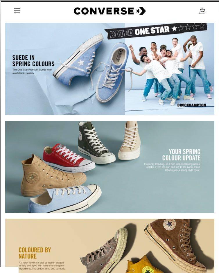 Crazyshoes.club Tienda Online Falsa Zapatillas Converse