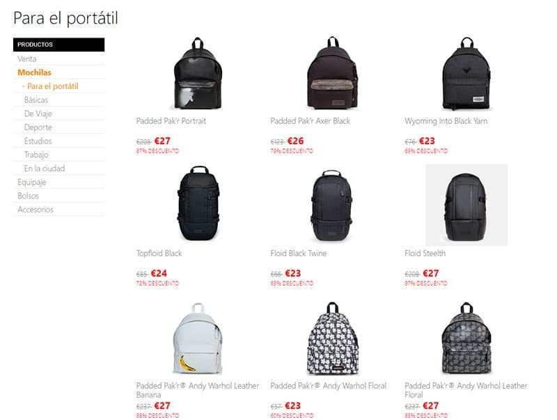 Eastpetienda.online Tienda Online Falsa Mochilas Maletas