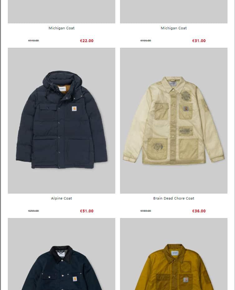 Jacketsalesbuy.club Fake Online Shop Coats Jackets