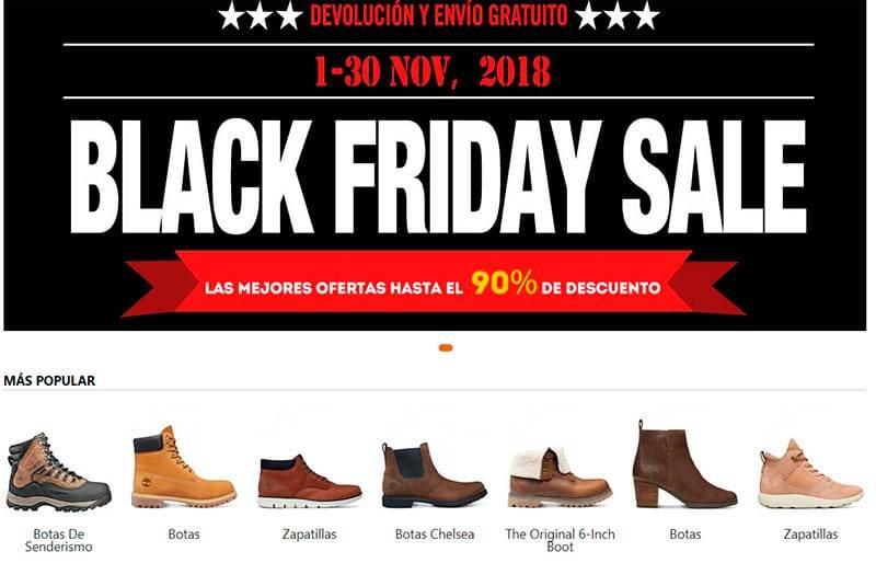 Timberlandetienda.online Tienda Online Falsa Zapatos Botas Timberland