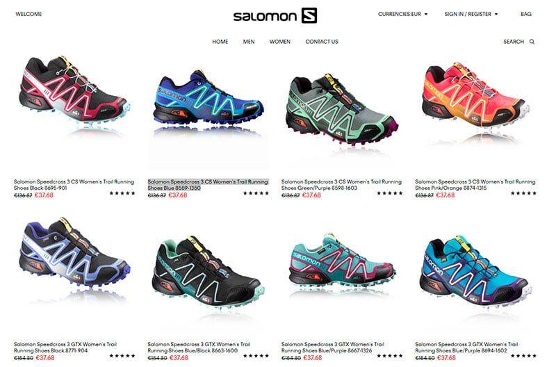 Wervm.com Fake Online Shop Shoes