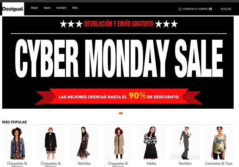 Www.desigualitienda.com Tienda Falsa Online Moda Desigual