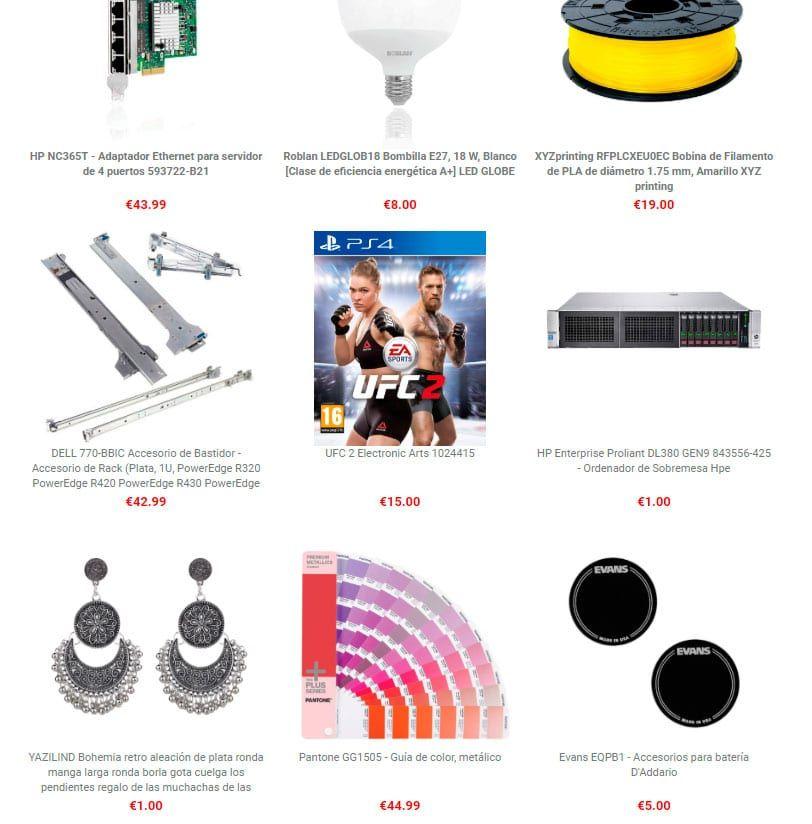 Alfklstore.com Fake Online Shop Multiproducts