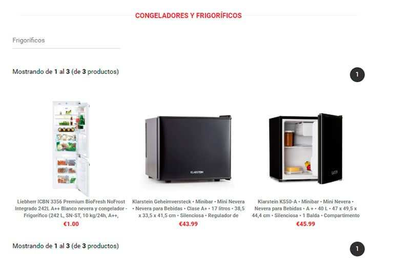 Euscomshop.com Tienda Falsa Online
