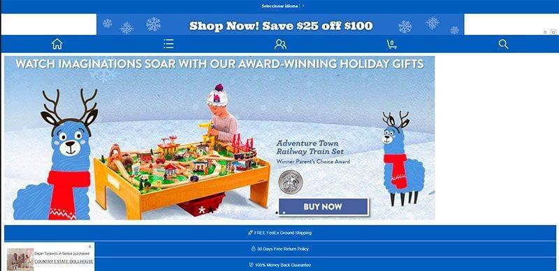 lifeathouse.com tienda falsa online de juguetes