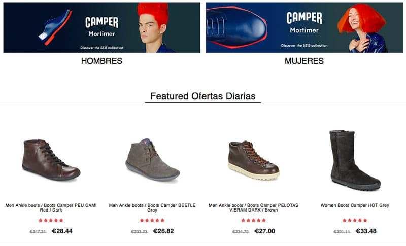 Mcamlike.store Tienda Falsa De Camper Productos