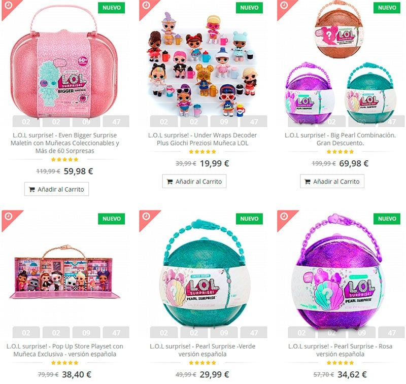 Toyscv.com Fake Online Toys Shop