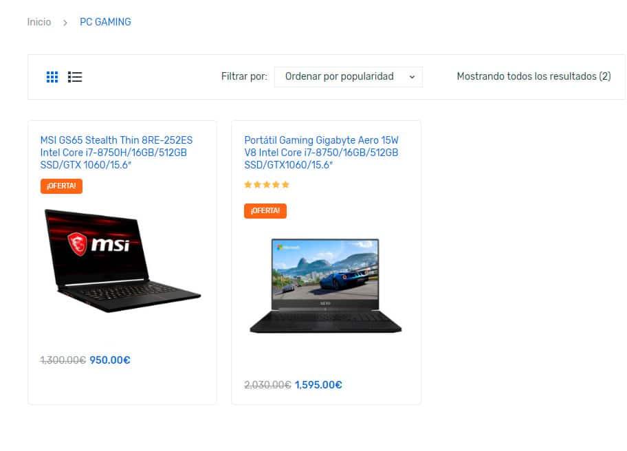 365games.es Fake Online Technology Shop