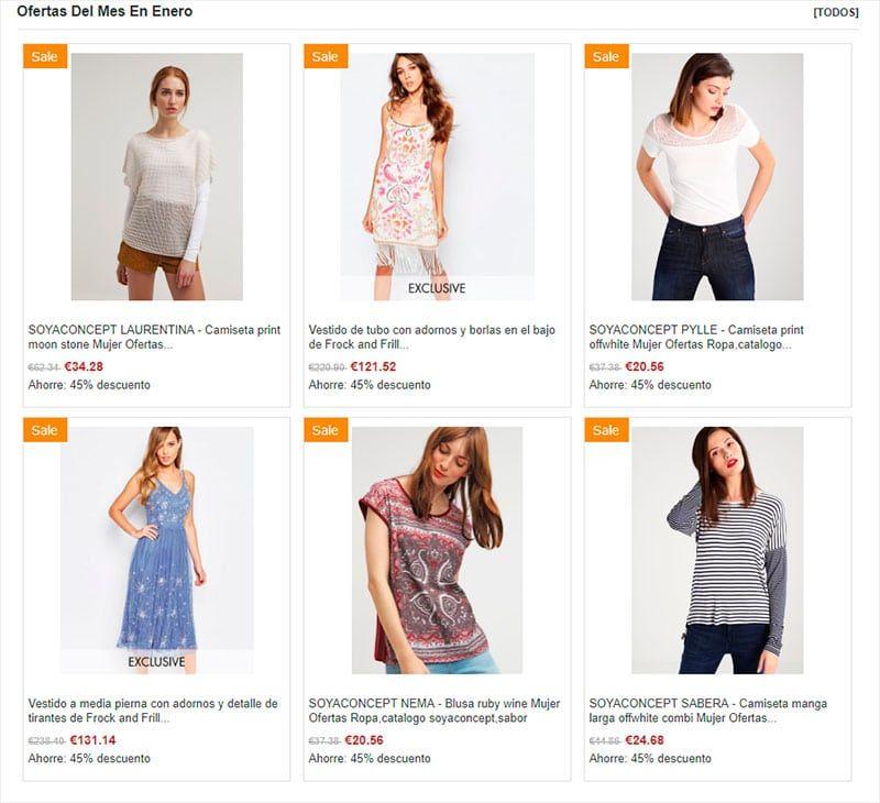 Anibalferron.es Fake Online Fashion Shop