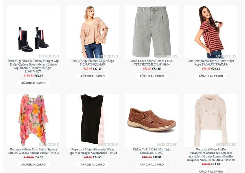Edacross.org Fake Online Shop Fashion