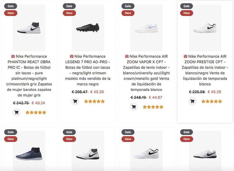 Joshpeltier.com Tienda Falsa De Calzado Productos