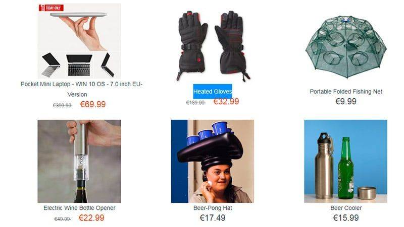 Vipmoz.com Tienda Online Falsa