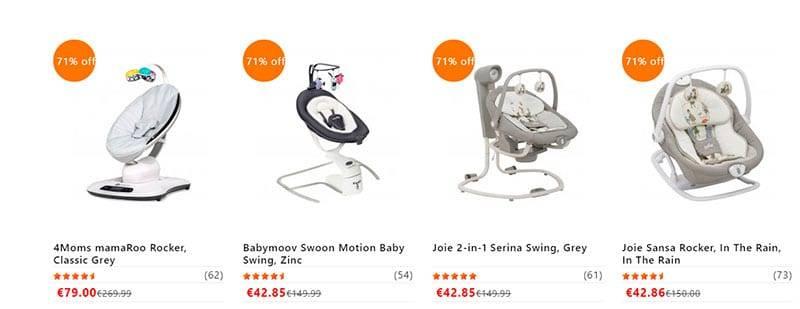 Gmweo.com Tienda Online Falsa Tronas Juguetes